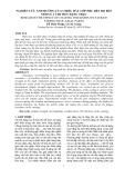 NGHIÊN CỨU ẢNH HƯỞNG CỦA CHIỀU DÀY LỚP PHỦ ĐẾN ĐỘ BỀN MỎI CỦA CHI TIẾT DẠNG TRỤC