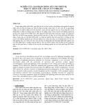 NGHIÊN CỨU GIẢI PHÁP CHỐNG SÉT CHO THIẾT BỊ ĐIỆN TỬ THEO TIÊU CHUẨN TCVN 9888-2013