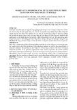 NGHIÊN CỨU MÔ PHỎNG ỨNG XỬ CỦA BÊ TÔNG XỈ THÉP BẰNG PHƯƠNG PHÁP PHẦN TỬ RỜI RẠC