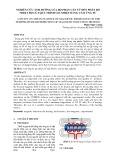 NGHIÊN CỨU ẢNH HưỞNG CỦA BỘ PHẬN CẢN TỪ ĐẾN PHÂN BỐ NHIỆT ĐỘ CỦA QUÁ TRÌNH GIA NHIỆT BẰNG CẢM ỨNG TỪ  :  A STUDY ON THE IN FLUENCE OF MAGNETIC RESISTANCE ON THE TEMPERATURE DISTRIBUTION OF MAGNETIC INDUCTION HEATING