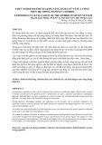 THỰC NGHIỆM ĐÁNH GIÁ KHẢ NĂNG TÍCH LUỸ NĂNG LƯỢNG TRÊN HỆ THỐNG ĐÁNH LỬA HYBRID : EXPERIMENTAL EVALUATION OF THE HYBRID IGNITION SYSTEM