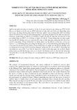 NGHIÊN CỨU ỨNG XỬ CỌC BTCT GIA CƢỜNG BỜ KÈ BỜ SÔNG ĐỒNG BẰNG SÔNG CỬU LONG : RESEARCH ON THE BEHAVIORS OF PRECAST CONCRETE PILES REINFORCED RIVER EMBANKMENTS IN MEKONG DELTA