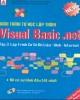 Giáo trình tự học lập trình visual basic.NET (Tập 3): Phần 1 - NXB Thống kê