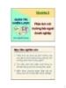 Bài giảng Quản trị chiến lược kinh doanh: Chương 3 - TS. Nguyễn Văn Sơn