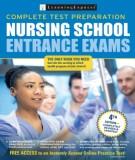 Ebook Nursing school extrance exam (4/E): Part 1