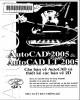 Ebook AutoCAD 2005 và AutoCAD LT 2005 (Tập 1): Phần 1 - NXB Thống Kê