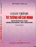 Giáo trình Tư tưởng Hồ Chí Minh: Phần 1 - PGS.TS. Nguyễn Viết Thông