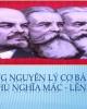 Giáo trình Những nguyên lý cơ bản của chủ nghĩa Mác - Lênin