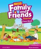 Ebook Family and friends starter Class Book (2nd Edition): Phần 1
