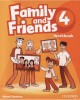 Ebook Family and Friends 4 Workbook: Phần 2