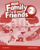 Ebook Family and friends 2 Workbook (2nd Edition): Phần 2