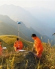 Áp dụng phương pháp thăm dò điện nghiên cứu nứt, sụt đất khu vực huyện Kỳ Sơn tỉnh Hòa Bình