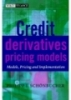 Ebook Credit derivatives pricing models: Model, pricing and implementation