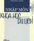 Ebook Nhập môn khoa học du lịch - Trần Đức Thanh
