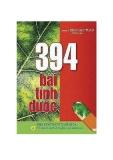 Ebook 394 Bài tính dược - Lương Y Kim Ngọc Tuấn