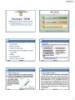 Bài giảng Tin học đại cương - Chương 3: SPSS (Statistical Products for the Social Sevices)