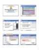 Bài giảng Tin học đại cương - Chương 5: Phần mềm bảng tính điện tử MS Excel 2007