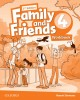 Ebook Family and friends 4 Workbook (2nd Edition): Phần 1