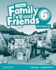 Ebook Family and Friends 6 Workbook (2nd Edition): Part 1