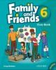 Ebook Family and Friends 6 Class Book: Phần 1