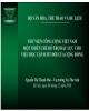Bài giảng Thư viện công cộng Việt Nam một thiết chế hỗ trợ đắc lực cho việc học tập suốt đời của cộng đồng