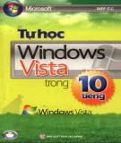 Ebook Tự học Windows Vista trong 10 tiếng: Phần 1
