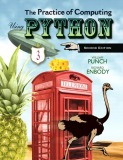 The practice of computing using python (2edition) - Part 1