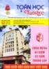 Tạp chí Toán học và tuổi trẻ số 426 tháng 12 năm 2012