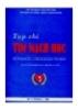 Tạp chí Tim mạch học Việt Nam: Số 14