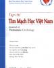 Tạp chí Tim mạch học Việt Nam: Số 48
