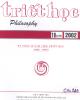 Tạp chí Triết học Số 10 (137), Tháng 10 - 2002