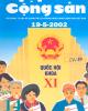 Tạp chí Cộng sản Số 14 (5-2002)