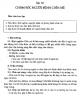 Giáo trình Điều dưỡng ngoại khoa - Bài 30