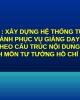 Bài giảng chuyên đề 1: Khái niệm, nguồn gốc và quá trình hình thành tư tưởng Hồ Chí Minh
