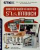 S7 & Intouch trong thiết kế giao diện người và máy (HMI): Phần 1