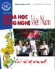 Tạp chí khoa học và công nghệ Việt Nam - Số 2A năm 2018