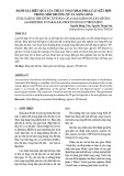 Đánh giá hiệu quả của thuật toán khai phá luật kết hợp trong môi trường xử lý song song
