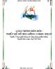 Giáo trình môn Thiết kế đồ họa bằng Corel Draw: Công nghệ thông tin (Ứng dụng phần mềm)