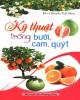 Ebook Kỹ thuật trồng bưởi, cam, quýt: Phần 2