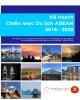 Kế hoạch chiến lược du lịch Asean 2016-2025