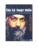 Ebook Các kỹ thuật thiền của Bhagwan Shree Rajneesh