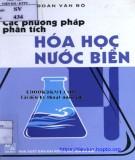Ebook Kỹ thuật và phương pháp phân tích thành phần hóa học nước biển: Phần 1