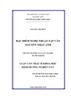 Đặc điểm nghệ thuật tạp văn Nguyễn Nhật Ánh