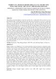 Nghiên cứu, đánh giá độ bền mỏi của các chi tiết máy dạng trục được chế tạo từ thép hai pha (duplex)