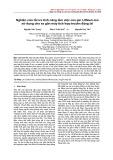 Nghiên cứu tối ưu tính năng làm việc của pin Lithium-ion sử dụng cho xe gắn máy tích hợp truyền động lai