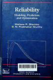 Reliability : Modeling, prediction, and optimization