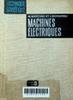 Machines électriques: Machines À courant continu transformateurs