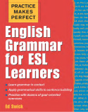 Ebook English grammar for ESL learners – Phần 1