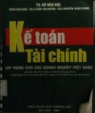Ebook Kế toán tài chính (Áp dụng cho các doanh nghiệp Việt Nam): Phần 1