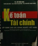 Ebook Kế toán tài chính (Áp dụng cho các doanh nghiệp Việt Nam): Phần 2